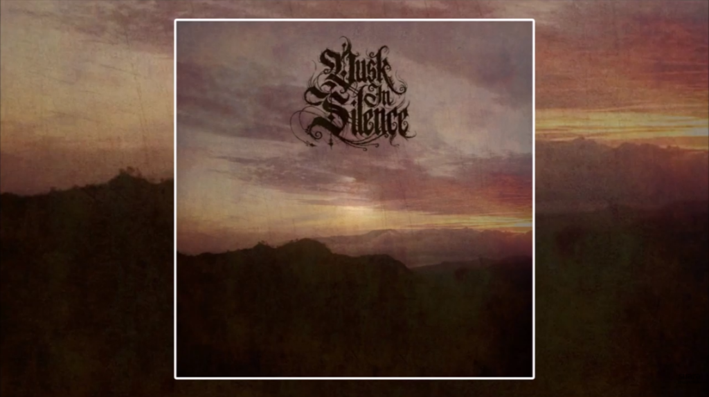 Dusk in silence - Black mtal from indonesia