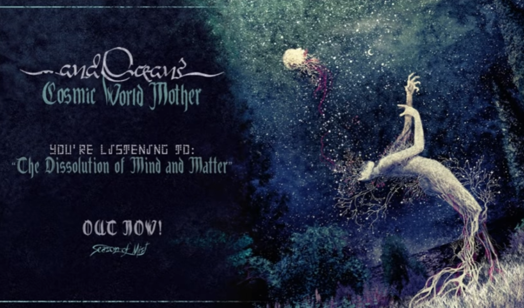 and oceans - cosmic world mother interview